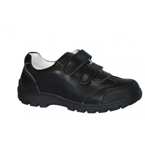 Sharp Edge Uniform Dress Shoes  - Toddler Boys