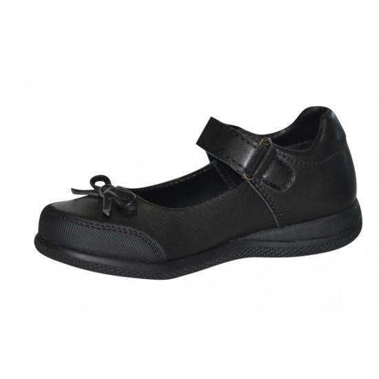 Sharp Edge Uniform Dress Shoes  - Toddler Girls
