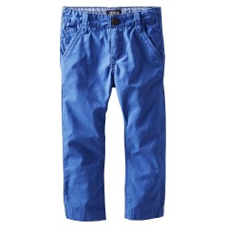Boy's OCTOPUS BLUE  Canvas Pants