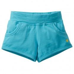 Carter'sSolid Knit Shorts Toddler Girls - Blue