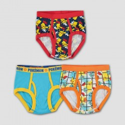 Boys' Pokemon 3pk Underwear