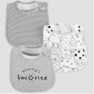 Baby 3pk 'Mommy's Favorite' Bib - Just One You By Carter's
