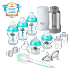 Tommee Tippee Advanced Anti-Colic Baby Bottle Feeding Gift Set