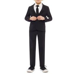 OppoSuits Boys 2-8 Black Knight Suit