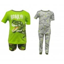 Boy's 4pc Pajama Set by Member's Mark - Trex Roar