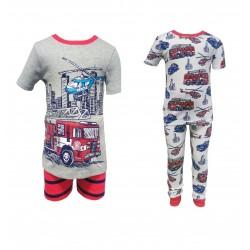 Boy's 4pc Pajama Set by Member's Mark - City Rescue