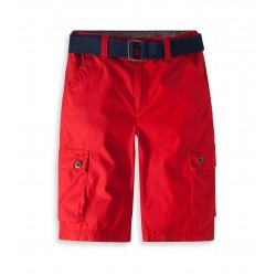 Levi's Westwood Cargo Short Boys 4-7 - Red