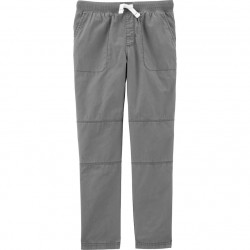 Carter's  Boys Comfort Chino Pants - Grey