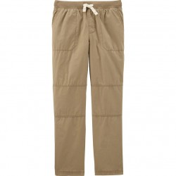 Carter's  Boys Comfort Chino Pants - Khaki