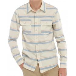 Boys 8-16 Long Sleeve Woven Button Down Shirt by TRUE CRAFT