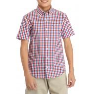 Crown & Ivy Short Sleeve Woven Shirt