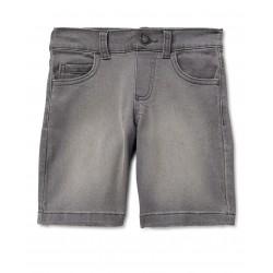 Garanimals Little Boys Denim Short, Sizes 4-10 Grey
