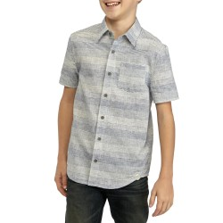Big Boys One Pocket Woven Shirt by True Craft