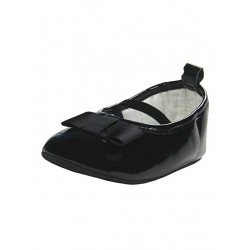 Carter's Patent Mary Jane Bow Shoes - Black