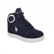 US POLO Little Boys Supe Casual Sneaker