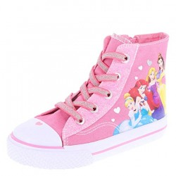 Disney  Princess High-Top Sneaker
