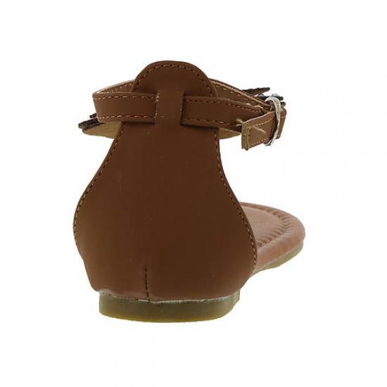 Kensie Girl Butterfly Thong Sandal  (Girls' Toddler-Youth)