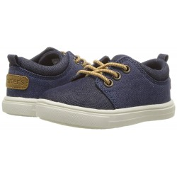 Carter's  Boy's Shoes  Limeri2 Navy Casual Sneaker- Blue