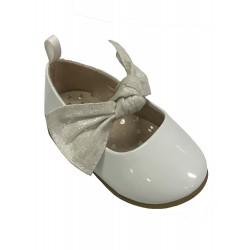 Infant Girls' Bow Dress Flat