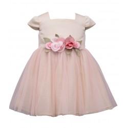 Bonnie Jean METALLIC BALLERINA Dress