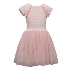 Bonnie Jean  BUNNY BORDER Ballerina Dress