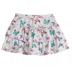 Jumping Beans Tiered Skort  Butterfly  - Toddler Girl