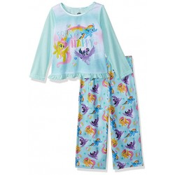 My Little Pony 2pc Poly Pajama Set - Toddler