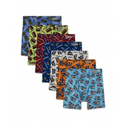 Fruit of the Loom Toddler Boys' Days of the Week Boxer Briefs, 7 Pack