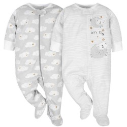 Gerber 2-Pack Baby Neutral Sheep Sleep 'n Plays