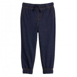 Baby & Toddler Boy French Terry Denim Jogger Pants  by Jumping Beans