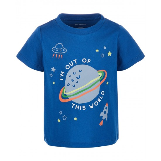 First Impressions Baby Boys Out Of This World T-Shirt