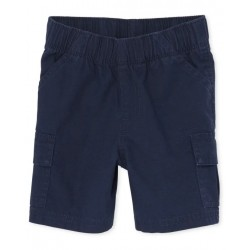 Baby Pull On Cargo Shorts by Children's Place