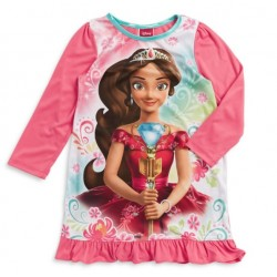 Ame Sleepwear Girl's Elena Avalor Graphic Nightgown