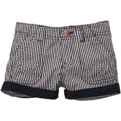 OshKosh B'gosh Checkered Shorts- Navy