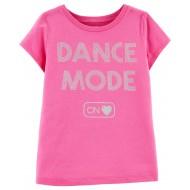 Carter's Dance Mode Jersey Tee