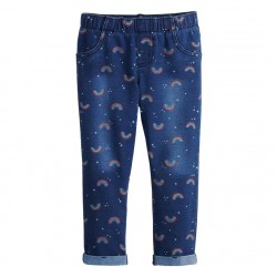 Jumping Beans Rainbow French Terry Pants