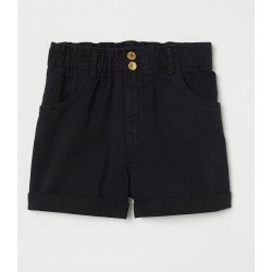 Girl's Cotton Twill Shorts by H & M