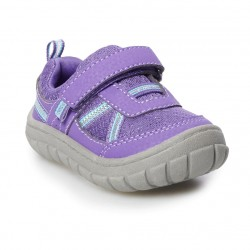 Toddler Girl Jumping Beans Hadley Sneakers - Purple