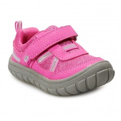 Toddler Girl Jumping Beans Hadley Sneakers - Pink