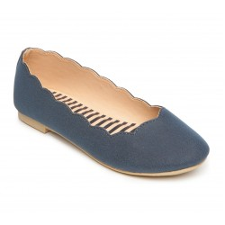 Girls Bella Flats by Crown & Ivy