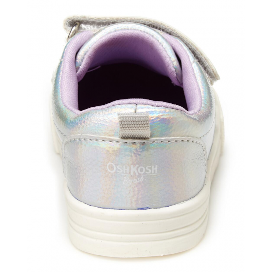 OshKosh Luana 2 Sneakers - Toddler - Metallic Silver