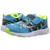 Saucony Kids Baby Ride Pro Sneakers- Baby Boy