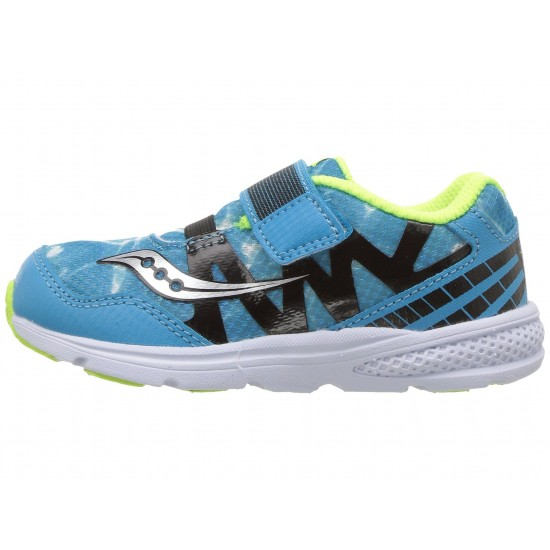 Saucony Kids Baby Ride Pro Sneakers- Baby Boy