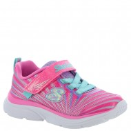 Skechers Wavy Lites-Sweet Sprinter (Girls' Infant-Toddler)