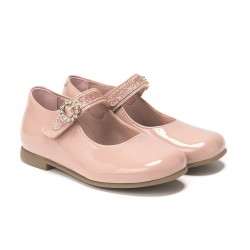 Rachel Shoes Lil Millie Mary Jane Flat (Toddler) - BLUSH