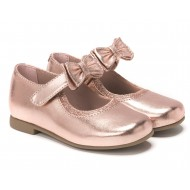 Rachel Shoes Penny Mary Jane Flat - ROSE GOLD