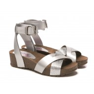 Rachel Shoes  Mina  Girls' Sandals -Youth - SILVER