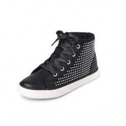 Girls Jeweled Hi Top Sneakers by Children's Place