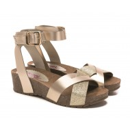Rachel Shoes  Mina  Girls' Sandals -Youth - GOLD