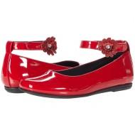 Rachel Shoes Sheryl Girls' Dress Shoes  - RED